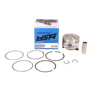 "50-400-04 - ATV .010"" (.25 mm) Piston Kit for many Suzuki 230 models."