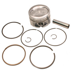 "50-535-07 - ATV .040"" (1.0 mm) Piston Kit for many Yamaha: 250 models."