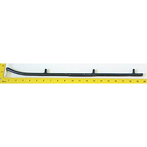 "505-408 - 4"" X-Calibar Carbide Runners. Fits Ski-Doo 71-96 Elan, 80-91 Citation, 85 Tundra (Sold as pair.)"