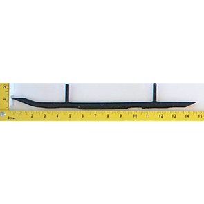 "509-200 - 3-3/4"" Carbide Easy Steer Polaris Replacement Bar (Sold as pair.)"