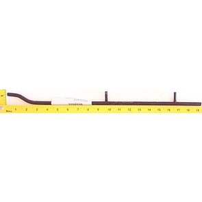 510-412 - Ski-Doo Wearbar. Fits many older mid powered Ski-Doo Snowmobiles. (Sold each.)