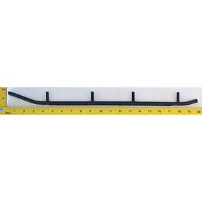 """515-427 - Ski-Doo Hardbars. Fits 96-97 Ski-Doo Steel Skis """"S"""" Series MXZ. (Sold as pair.)"""