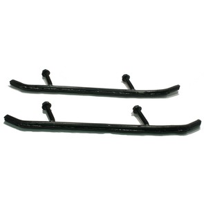 515-436 - SPI Hardbar Runners. Fits 06 and newer Ski-Doo Pilot Skis