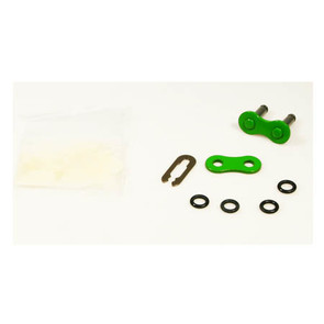520GR-CL - Green 520 O-Ring ATV Connecting Link