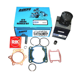 "54-530-11 - ATV .010"" (.25 mm) Top End Rebuild Kit for '88-96 Yamaha YFS Blaster"