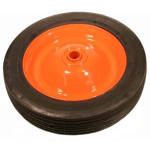 "6-2997 - 7"" X 1.50"" Power Trim 332 Steel Wheel with 1/2"" ID Ball Bearing"