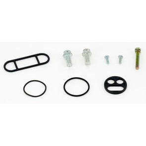 60-1078 Kawasaki Aftermarket Fuel Tap Repair Kit for Various 1997-2012 Model ATV's & 1992-2018 Model Dirt Bikes