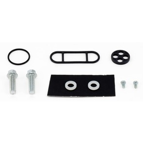 60-1086 Kawasaki Aftermarket Fuel Tap Kit for 1986-1987 KLT185 3 Wheeler's and Various 1984-2005 Model Dirt Bike's