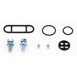 60-1122 Kawasaki Aftermarket Fuel Tap Repair Kit for 1985-1987 KXT250 Tecate 3 Wheeler's & 1991-1994 KDX250 Dirt Bikes