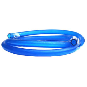 "715B-5 - Premium Blue Fuel Line; 5/16"" ID. 5' length, 1/2"" OD"
