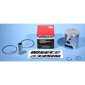 756M06640 - Wiseco Suzuki 00-02 RM250 Std Piston Assembly.