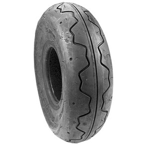 8-10809 - 3.00 x 4, 4 ply Rib Tread Tire for Scooters.