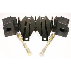 900MKBZ - Ski-Doo ZX Chassis and ADSA Suspension Camoski Mounting Kit