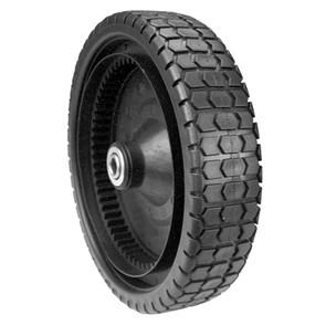 """7-9674 - 8"""" Plastic Wheel for Flymo"""