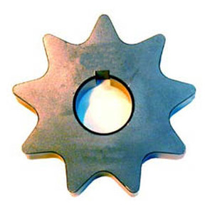 "9TS10-20 - 11H/BC Harvester Drive Sprocket (5/8"" Star Sprocket, 1-1/4"" Bore)"