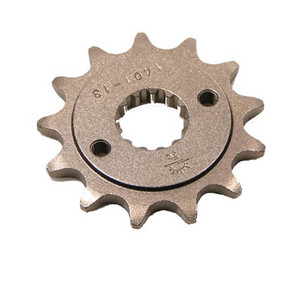 JTF1401-13 - Kawasaki ATV 13 tooth front sprocket. Fits 03-05 KFX400
