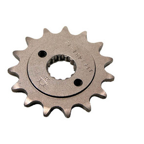 JTF1401-15 - Kawasaki ATV 15 tooth front sprocket. Fits 03-05 KFX400