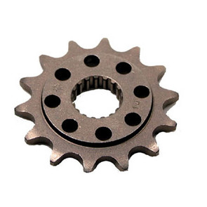 JTF284-14 - Honda ATV 14 tooth front sprocket. Fits 04-newer TRX450R.