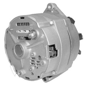 ADR0133 - Delco style alternator fits many farm & industrial applications. 12 volts, CW rotation, 72 amps.