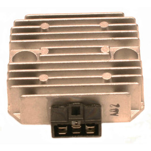 AKI6018-W1 - Kawasaki ATV & Motorcycle Voltage Regulator (many 84-93 models)