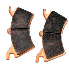 AT-05020F - Full Metal Rear Brake Pads for 00-05 Sportsman 6x6, 03 PVT