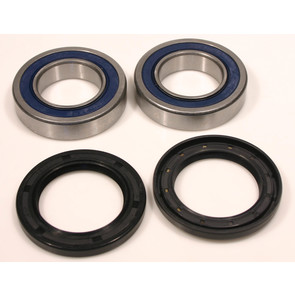 25-1299 - Suzuki Rear Wheel Bearing Kit with Seals. 89-02 Quadrunner & KingQuad ATVs