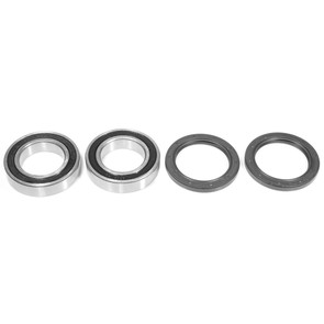 AT-06620-H2 - Kawasaki Rear Wheel Bearing Kit with Seals. 03-06 KSF400 KFX400 ATVs