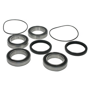 AT-06651 - Suzuki Rear Wheel Bearing Kit with Seals. 06-09 LTR450 QuadRacer ATVs