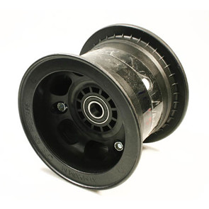 "AZ1065 - 5"" Azusalite Wheel, 4"" wide, 5/8"" ID Bearing"