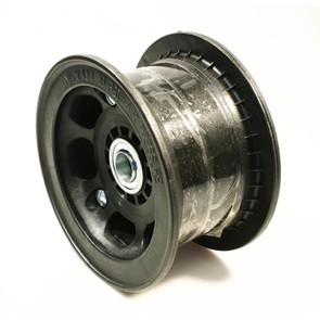 "AZ1068 - 5"" Azusalite Wheel, 3"" wide, 3/4"" ID Bearing"