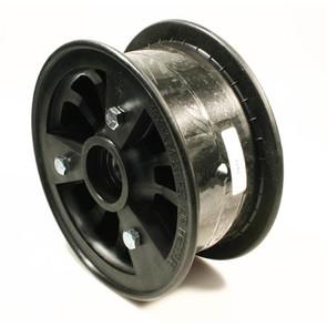 "AZ1072 - 6"" Azusalite Wheel, 3"" wide, 5/8"" ID Bearing"