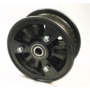 "AZ1077 - 6"" Azusalite Wheel, 3"" wide, 3/4"" ID Bearing"
