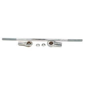 "AZ1843-11 - Solid Tie Rod Economy Kit 5/16-24 x 11"" long"