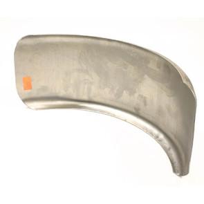 "AZ1855 - 3.5"" Height, 14.5"" Length Unplated Fender"