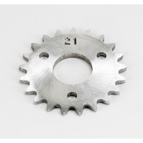 AZ2021 - 21 tooth Aluminum Sprocket for #35 Chain