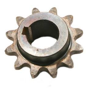 "AZ2191 - ""C"" Type Sprocket for #35 Chain, 12 Tooth, 5/8"" bore"