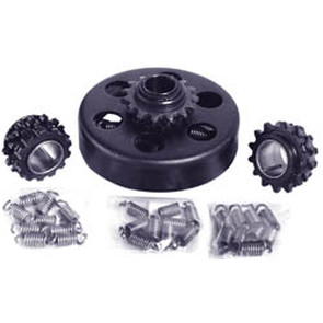 "AZ2230 - Draggin-Skin 4 Cycle Racing Clutch. 3/4"" bore."