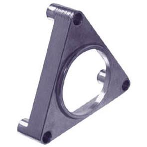 "AZ2259A - 5"" Azusalite Wheel Brake Drum Platform w/nuts & bolts"
