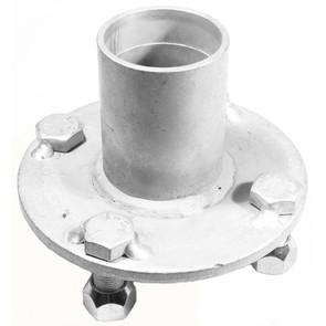 AZ2297 - Steel Hub, Less Cup & Cone