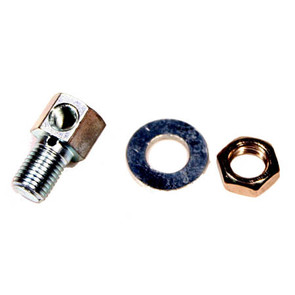 AZ2389 - Rod/Cable Coupler with nut & washer.