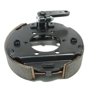 "AZ2550 - 6"" Brake Assembly, Less Drum"