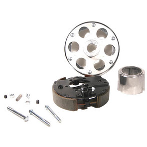 "AZ2552 - 6"" Brake Assembly with Spacer & Hardware."