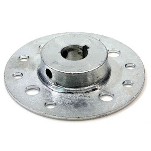 "AZ2568 - 3/4"" Steel Mini-Hub for 3.228"" and Indus Pattern with Set Screws."