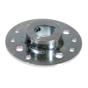 "AZ2561 - 1"" Steel Mini-Hub for 3.228"" and Indus Pattern with Set Screws. Most Popular"