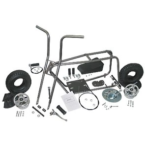 "AZ3541 - Mini-Bike DIY Kit W/6"" Wheels"