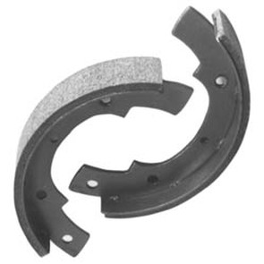 "AZ8100 - Replacement Shoes for 6"" Brake Assembly"