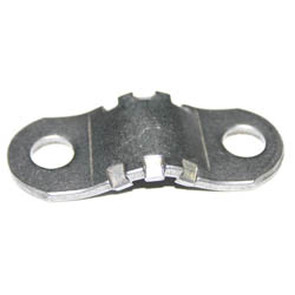 AZ8162-MB - Non-Slip Clamp Halves for Foot Pegs