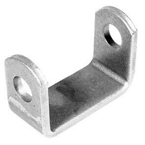"AZ8171 - Spindle Bracket, 5/8"" Kingpin Weldment"