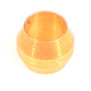 AZ8308 - Brass Compression Ferrule Fitting 3/16""