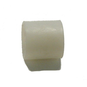 "AZ8328-W1 - Nylon Reducer Bushings/Spacers 13/16"" OD"